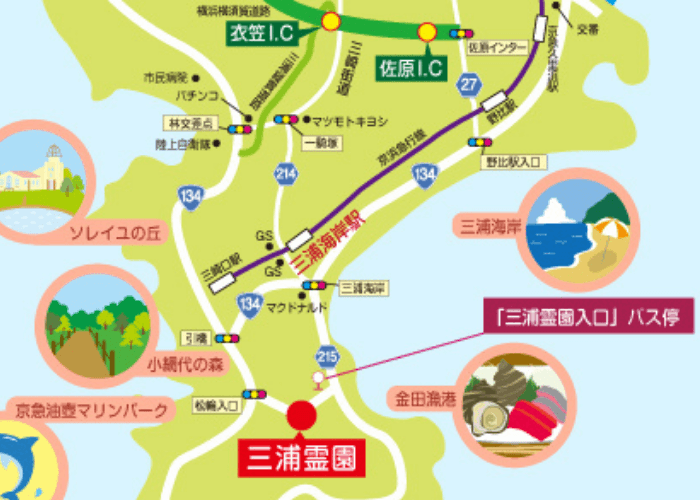 HIDEのお墓参りの場所はどこ?三浦霊園への行き方や注意事項まとめ